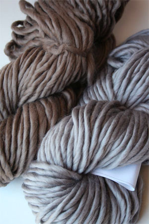 Twinkle Soft Chunky In French Grey From Wenlan Chia