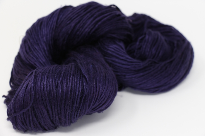 Peau De Soie :: Silk Yarn :: INK