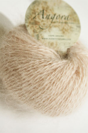 Plymouth Yarn Angora Knitting Yarn in Sand