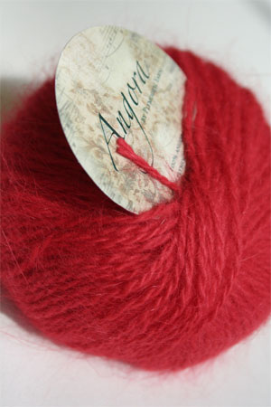 PLYMOUTH ANGORA 714 Candy Red
