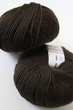 Plymouth Camel Hair Yarn in chocolate 5405