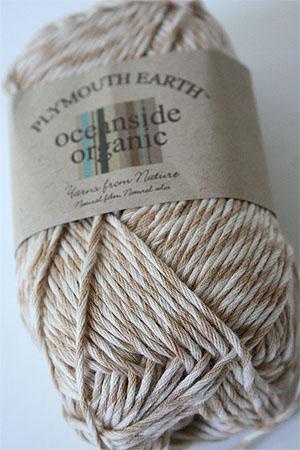 Plymouth Earth Organic Cotton Yarn In 05 Nut Marl