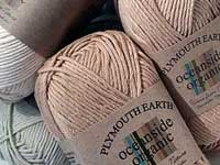 Plymouth Yarn Organic Cotton Oceanside Organic