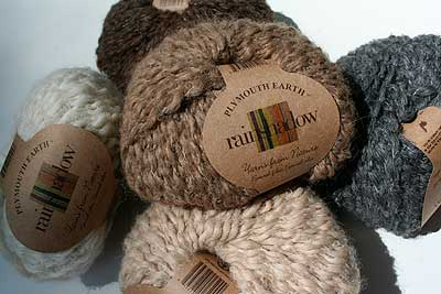Knitting Patterns Using Alpaca Yarn : Rainshadow Baby Alpaca From the Plymouth Earth Collection