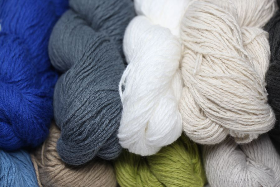 Shibui Fern Organic Cotton at Fabulous Yarn