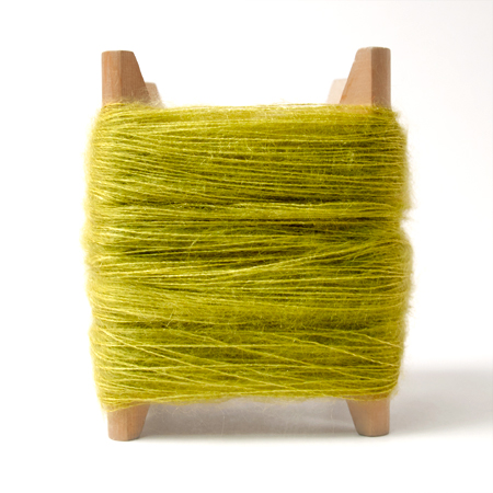 Shibui Silk Cloud in Apple