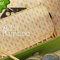 Addi Bamboo Click Set