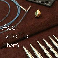 Addi Click Lace (Short tip)