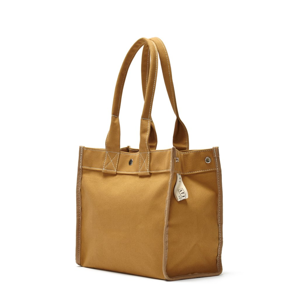 Utility Canvas Mini Field Tote