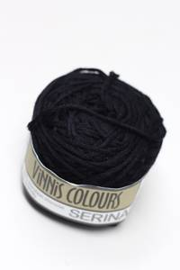 VINNI'S COLOURS BAMBOO 601 Black