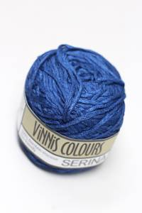 VINNI'S COLOURS BAMBOO 677 Dark Denim