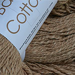 natural organic cotton yarn