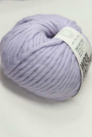 Wool & The Gang Crazy Sexy Wool in Lilac Powder