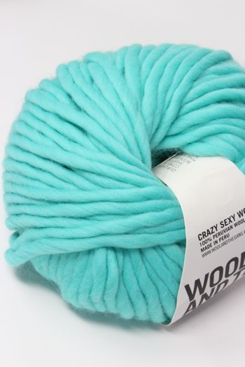 Wool & The Gang Crazy Sexy Wool in Magic Mint