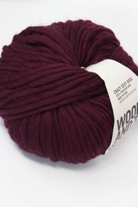 Wool and the Gang Super Bulky 	Margaux Red