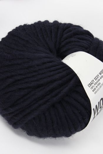 Wool & The Gang Crazy Sexy Wool in Midnight Blue