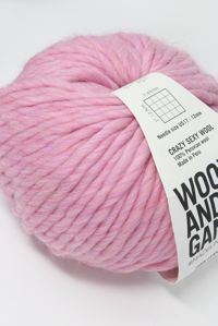 Wool and the Gang Super Bulky Pink Lemonade