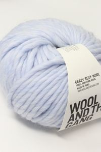 Wool and the Gang Super Bulky Purple Haze