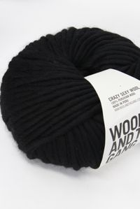Wool and the Gang Super Bulky Space Black