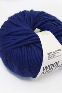 Wool and the Gang Super Bulky Zoot Suit Blue