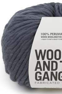 Wool and the Gang Super Bulky Eagle Grey
