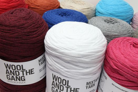 Wool and The Gang Yarns Mixtape Yarn