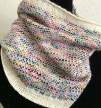 YARN SNOB 100 COLOR COWL KNIT KIT