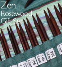 Zen Knitting Needle  set