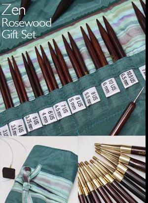 Needle Gift Sets For Knitter Crochet Hooks And