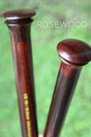Zen Round Singlepoint Rosewood Needles