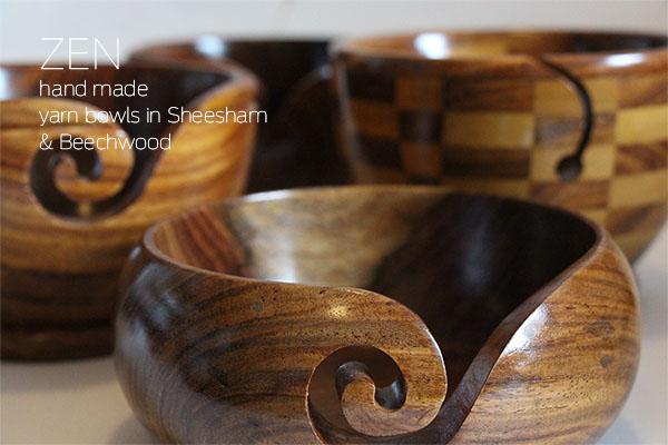 awley Studios Ceramic Yarn bowls