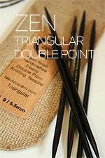 ZEN Triangular Double Points 7inch
