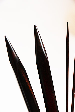 Zen Needles from Fab - soft 3-sided triangular tips
