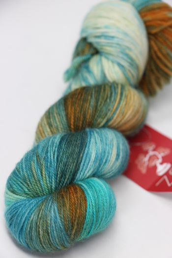 Zen Yarn Garden Serenity 20 (fingering) in Tiffany