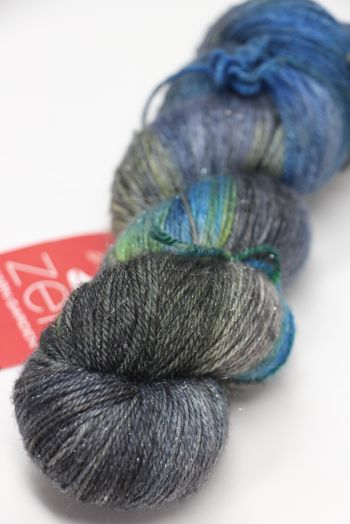 Zen Yarn Garden Superfine Glitter in Lake Mist