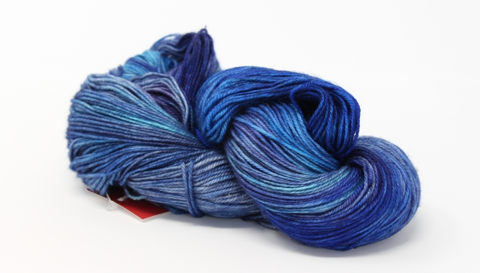 Serenity 20 from Zen Yarn Garden in Blue Yonder