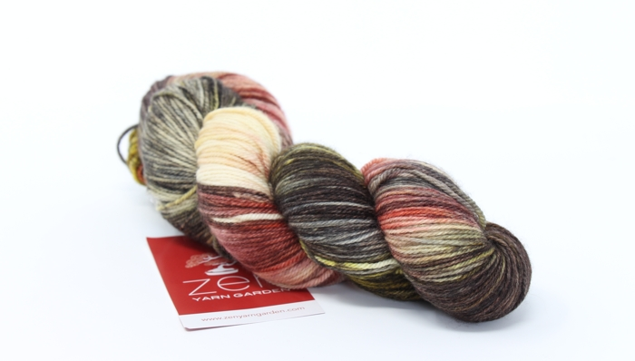 Serenity 20 from Zen Yarn Garden in Razzle