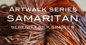Zen Yarn Garden - Artwalk Series - Samaritan