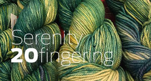 Zen Yarn Garden Serenity 20 Multicolor handpaints